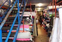 Fabric shops London