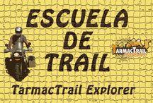 Escuela de Trail TarmacTrail Explorer / Escuela de Trail