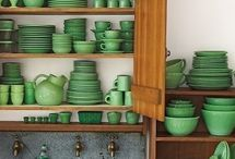 Color Crush: Green / by Alicia Webb- Bowman