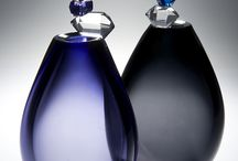 Art du verre - Glass art / by Céline Dufresne