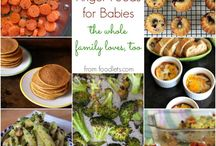 Nutritious Baby Food & Finger Food