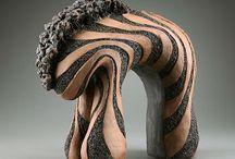 Escultura ceràmica