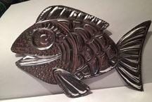 Metal Foil Art