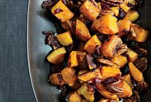 Chef Thanksgiving Recipes Made Easy / From Mario Batali's roasted squash side dish to Thomas Keller's mashed potatoes, here are easy versions of chefs' best Thanksgiving recipes. / by Food & Wine