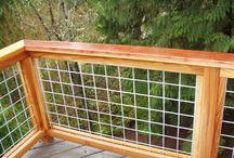 decks and hand rails
