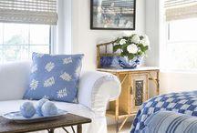 Window Treatment Inspirations / by Pamela Floyd