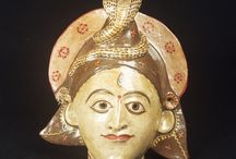 FOLK INDIAN MASKS IN INDIAN MUSEUMS AND COLLECTION