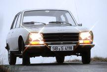 Peugeot 504 Project