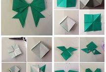 Origami Ribon
