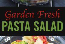 Pasta Salads / All the best pasta salads!