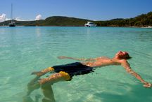 Whitsunday Islands / Cool stuff featuring Whitsunday islands, off the Queensland coast of Australia