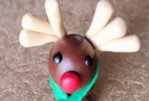 Clay Crafts 4 Christmas & Winter
