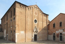 Chiesa di Sant'Alvise / Sant'Alvise is a church in the sestiere of Cannaregio in Venice. According to tradition, it was built by Antonia Venier in 1338 and dedicated to St. Louis of Toulouse, and located next to an adjacent convent.