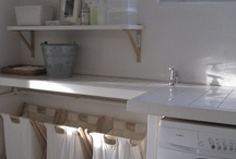 Home Building: Laundry Room