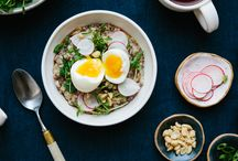 Weekday Breakfast Recipes / It's entirely possible to make a healthy breakfast in a hurry. / by Bon Appetit Magazine