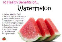 10 Health Benefits of Watermelon / Healthy Diet