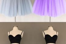skirts, tulles and dresses!