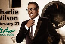 Charlie Wilson February 21, 2014 / Charlie Wilson is one of the most iconic figures in music today. Wilson has garnered six Grammy Award nominations over his enduring and extraordinary career.