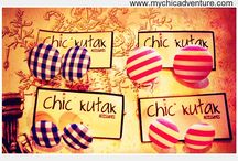 Chic Buttons / DIY,Crafts,Ideas