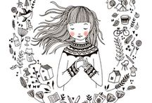 Illustrations -  Marieke Ten Berge