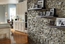 Natural Home Elements / Natural elements in your home. / by Georgina RELATES