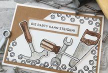 Hammer! Werkzeugkasten Stampin' Up!