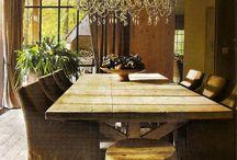 Dining / by Meg Van Lith
