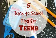 School Year Ideas: lunches, snacks, organization