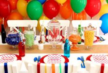 Confetti Colors Party / Get back to basics with a vibrant confetti color party!  / by Evite