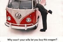 Classic VW Bus Ads