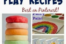 The Best Play Recipes ~ Cara Membuat ~ Resep ~ Mainan