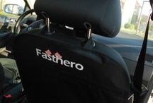 CAR Auto Seat Back Protector By Fasthero