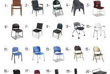 Stacking Chairs under 500$