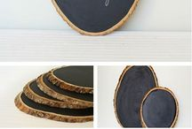 Crafts for Chalkboard Paint