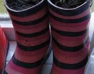 Gardening with Kids / by Sun Hats & Wellie Boots
