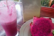 My Wellness / Kegiatan Wellbeing With Nutrishake by Oriflame - Aneka mixed NS + buah atau sayur - Kompetisi Wellbeing Club with d'Charm