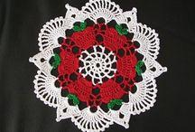 Crochet - Doilies & Placemats