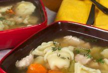 Recipes - soups & sandwiches