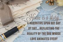 Lifegiving Home Book Quotes / Inspirational quotes from The Lifegiving Home book