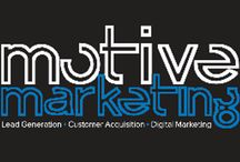 Motive Marketing / www.motivemarketing.com.au does digital marketing and direct marketing lead generation and customer acquisition marketing. Free call 1800 661 464