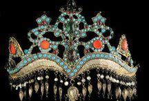 Uzbekistan jewellery