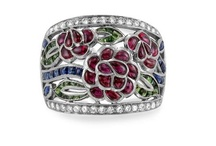 jewellery ring flower