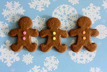Drool: Christmas Noms + Christmas Pretties / by Nessie Sharpe