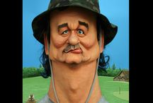 Caricatures / by David Howton