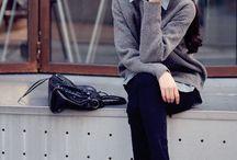 Korean women style