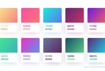 gradient web design