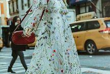 Editorias de moda