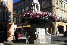 Salon de Provence / Ma ville salon de Provence est belle pas négatif touristique mais quand même !!