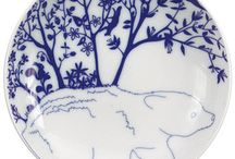 Blue & White / by Elaine Caraway