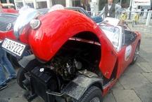 Auto d'epoca in mostra a Lecce: tra gli appassionati Lamborghini e Grimaldi